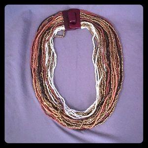 Venus Multi-Strand Necklace
